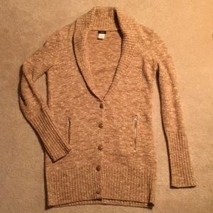 JCrew Long Cardigan